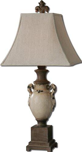 Uttermost Francavilla Ivory Table Lamp