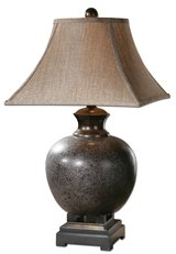 Uttermost Villaga Distressed Table Lamp