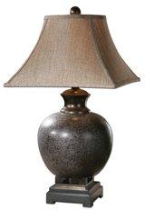 Uttermost Villaga Distressed Table Lamp