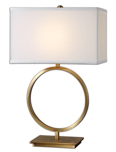 Uttermost Duara Circle Table Lamp