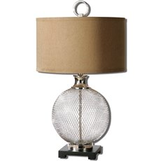 Uttermost Catalan Metal Accent Lamp