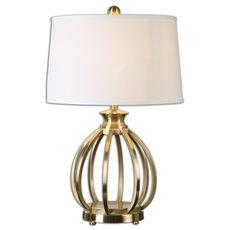 Uttermost Decimus Brass Lamp