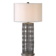 Uttermost Engel Metal Wire Lamp