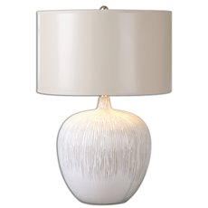 Uttermost Georgios Textured Ceramic Lamp