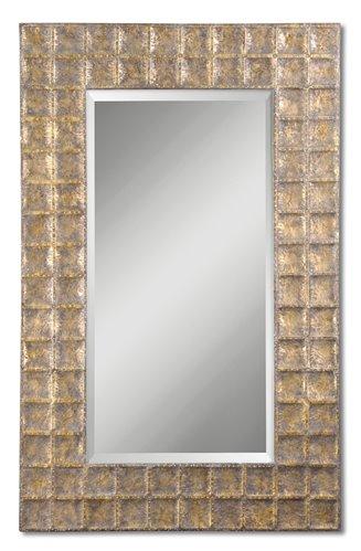 Uttermost Gavino Antique Gold Mirror