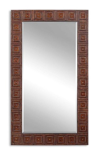 Uttermost Adel Oversized Bronze Mirror