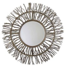 Uttermost Josiah Woven Mirror
