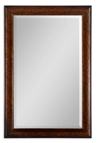 Uttermost Healy Rustic Bronze Mirror