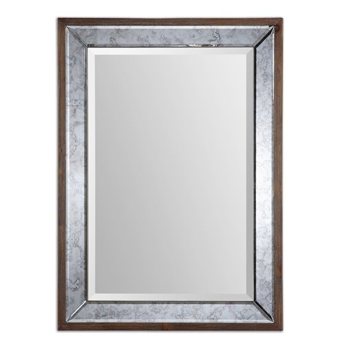 Uttermost Daria Antique Framed Mirror
