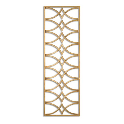 Uttermost Azalea Metal Wall Art