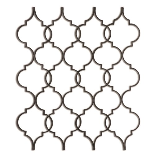 Uttermost Zakaria Metal Wall Art