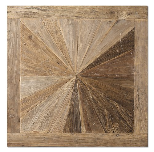 Uttermost Hoyt Wooden Wall Panel