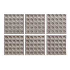 Uttermost Rogero Squares Wall Art, S/6
