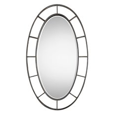 Uttermost Gilliam Oval Mirror