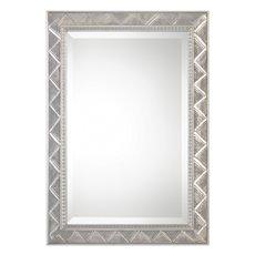 Uttermost Ioway Metallic Silver Mirror