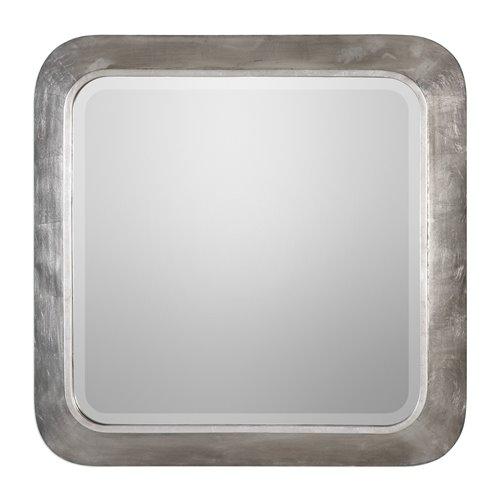Uttermost Verea Metallic Silver Mirror