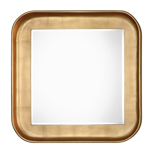 Uttermost Haemon Metallic Gold Mirror
