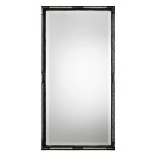 Uttermost Finnick Iron Coil Rectangle Mirror
