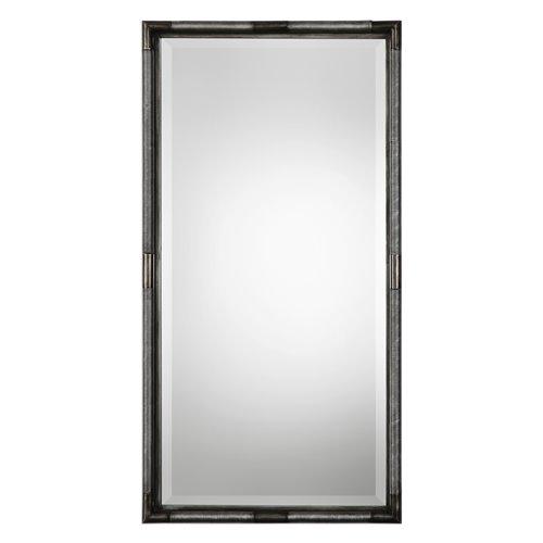 Uttermost Finnick Iron Coil Rectangle Mirror