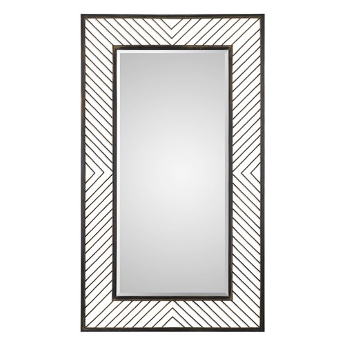 Uttermost Karel Chevron Mirror