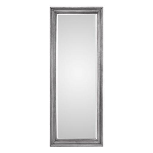 Uttermost Dario Silver Leaner Mirror