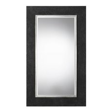 Uttermost Ferran Textured Black Mirror