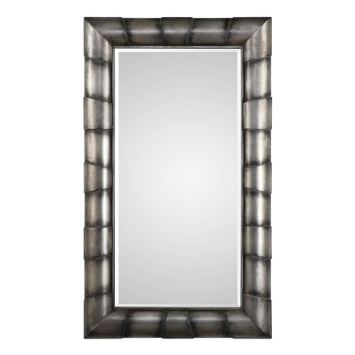 Uttermost Germano Stacked Pipe Mirror