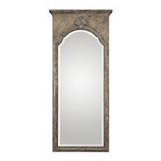 Uttermost Nevola Antiqued Silver Mirror