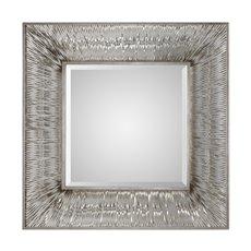 Uttermost Jacenia Silver Square Mirror