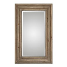 Uttermost Layton Wood Mirror