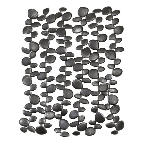 Uttermost Skipping Stones Forged Iron Wall Art