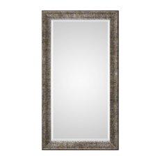 Uttermost Newlyn Burnished Silver Mirror