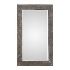 Uttermost Tigon Gray Wash Mirror