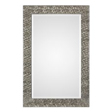 Uttermost Kanuti Metallic Gray Mirror