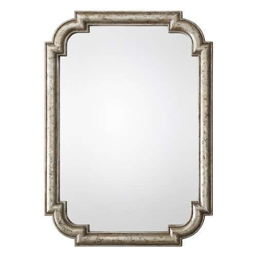 Uttermost Calanna Antique Silver Mirror