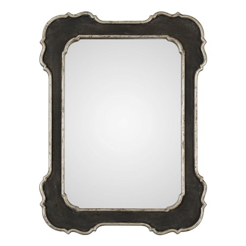 Uttermost Bellano Aged Black Mirror