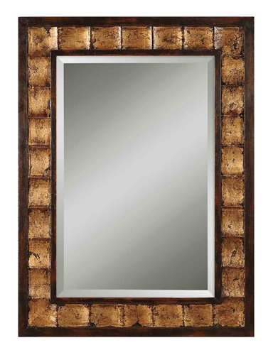 Uttermost Justus Decorative Gold Mirror
