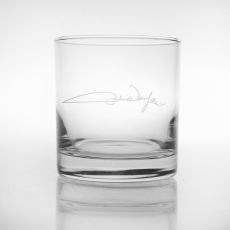 John Wayne Signature OTR Glasses, Set of 4