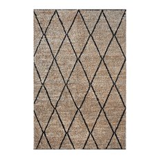 Uttermost Larson Charcoal 8 X 10 Rug