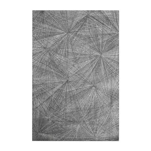 Uttermost Keren Gray 5 X 8 Rug