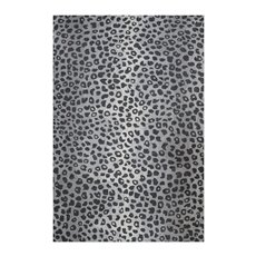 Uttermost Virunga Gray 5 X 8 Rug