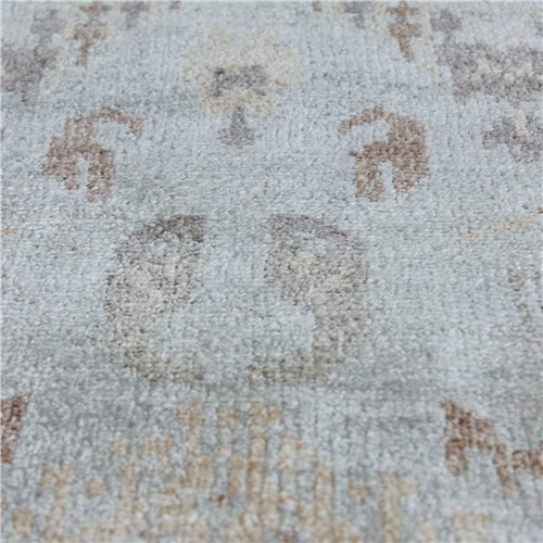 Uttermost Madeira Pale Blue 6 X 9 Rug