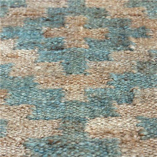 Uttermost Falco Teal 5 X 8 Rug