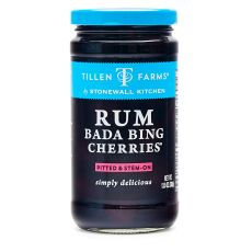 Tillen Farms Rum Bada Bing Cherries