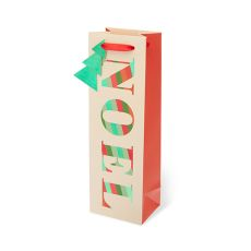 Noel Single-bottle Wine Bag by Cakewalk