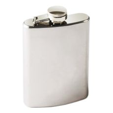 TrueFlask 4 oz Stainless Steel Flask