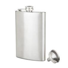 TrueFlask 8 oz Stainless Steel Flask