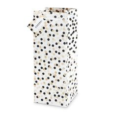 Tuxedo Dots 1.5L Bag by Cakewalk