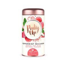 Peppermint Macaron Loose Leaf Tea