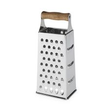 Acacia Wood Handled Cheese Grater by Twine